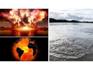 Когда океаны начнут гореть? Континенты пришли в движение, планета готовится к перевороту. Часть 7