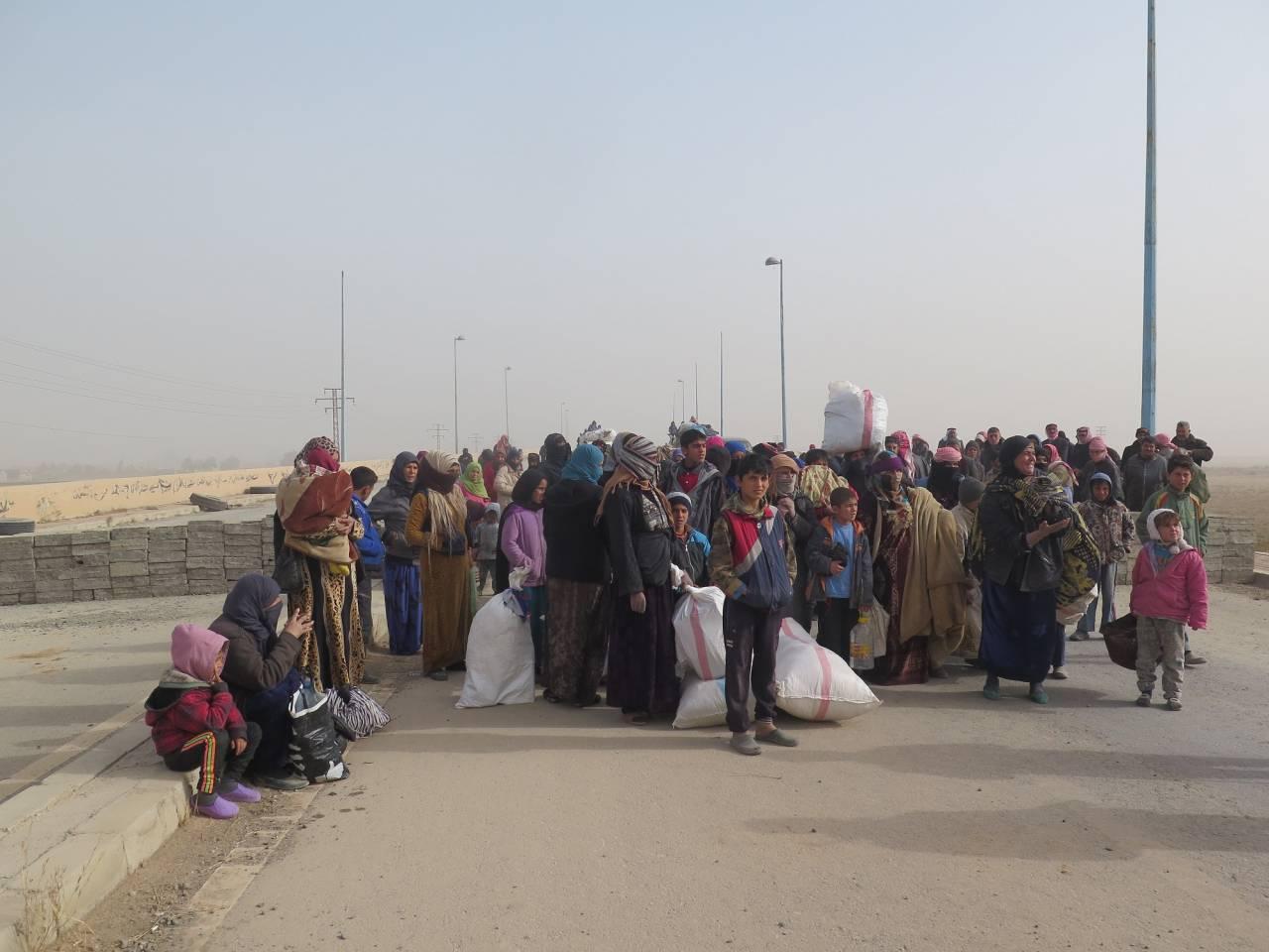 Беженцы Восточного Евфрата. Долгий путь домой