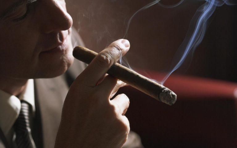Сигара к коньяку