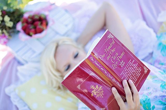 Чтение книг как новый вид терапии.