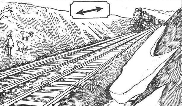 Куда идёт поезд?