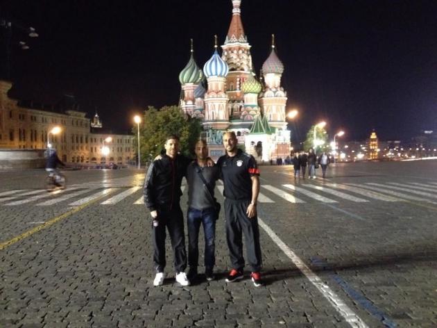 Футболистов «Баварии» эвакуировали из московской гостиницы
