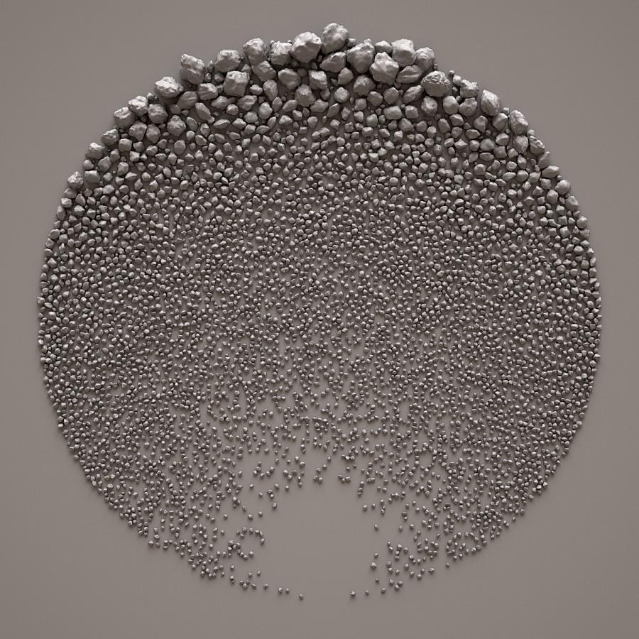 «Каменные поля» Джузеппе Рандаццо
