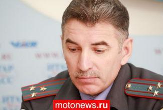 Байкеры Екатеринбурга требуют отправить в отставку главу местного ГИБДД