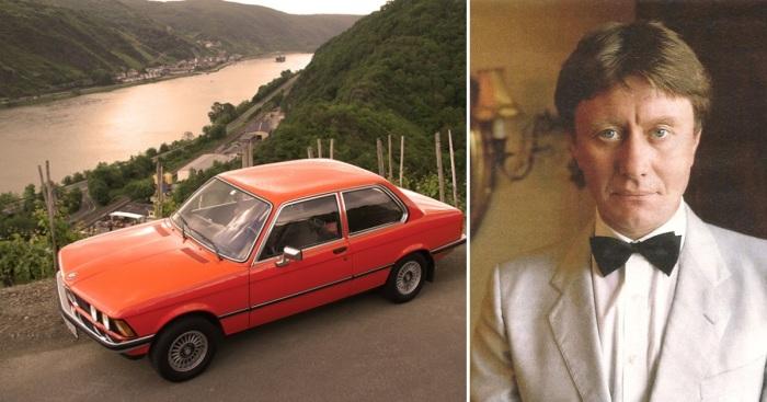 BMW 3 серии Андрея Миронова.