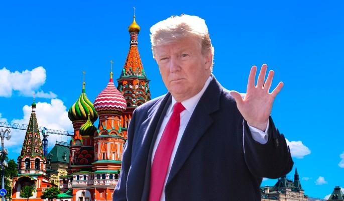 Кремль ответил на безумства Трампа