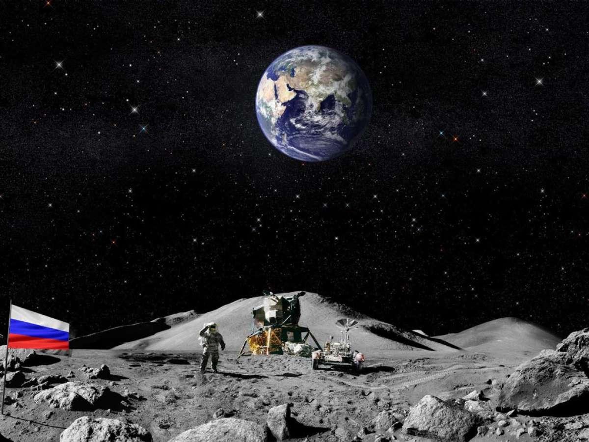 «Роскосмос» планирует освоение Луны в 2031 году