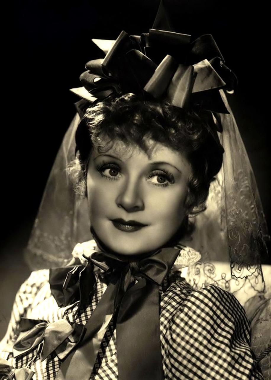 Billie Burke 3 - c. late 1930s