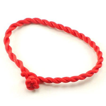 Наузы, красная нить - магия узелков или оберег из ниток