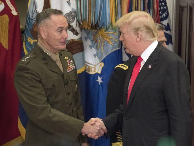 Американский генерал пугает Европу Россией