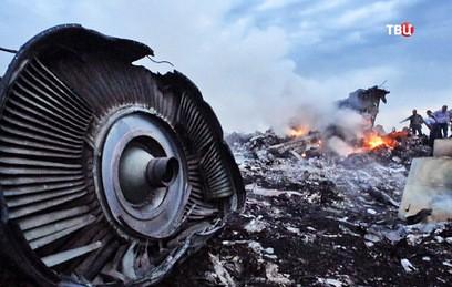 Минобороны России отвергло обвинения Нидерландов и Австралии в гибели MH17