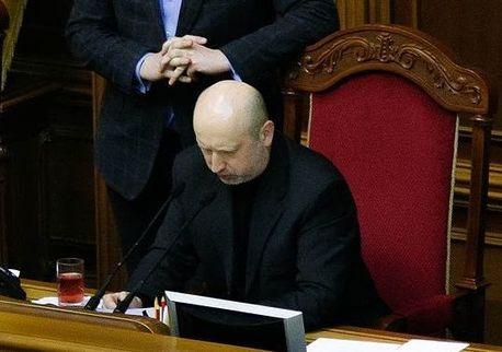 Турчинов перенес сроки завершения АТО