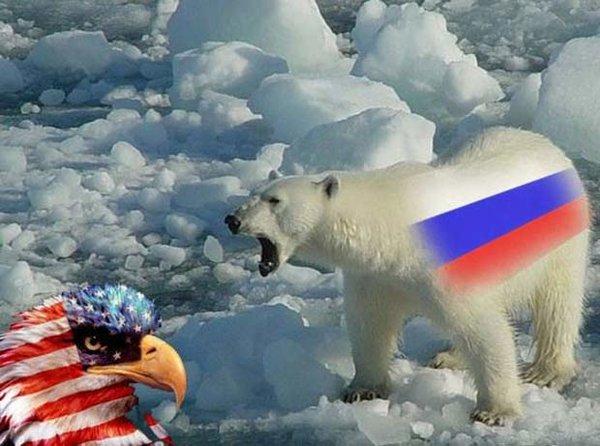 Противостояние России и США …