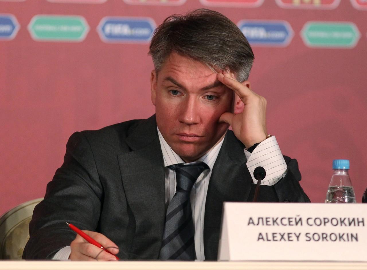 Алексей Сорокин: Больше миллиона иностранцев на ЧМ-2018 вряд ли приедут