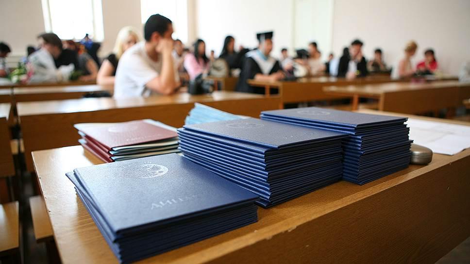Откровения о подделке дипломов