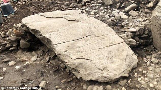 В Ирландии нашли 5500-летние…