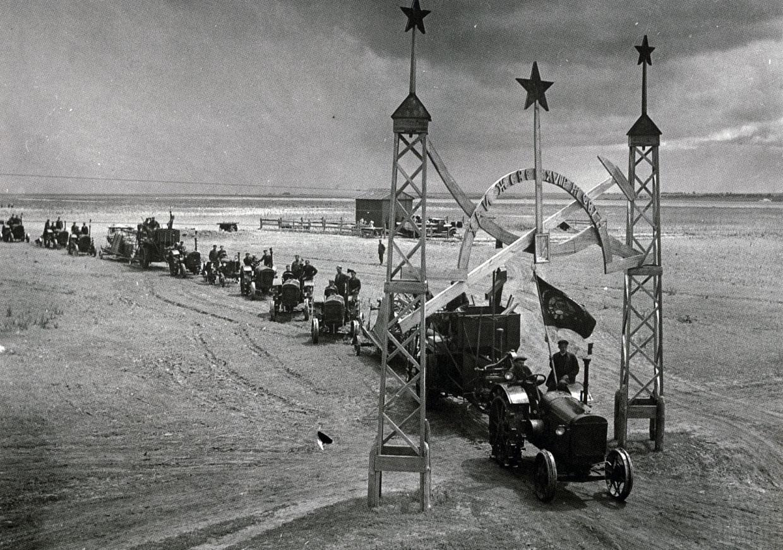 Советское рабство. Как в СССР работали за трудодни.