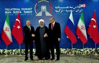Россия соберет Совбез ООН по итогам саммита в Тегеране