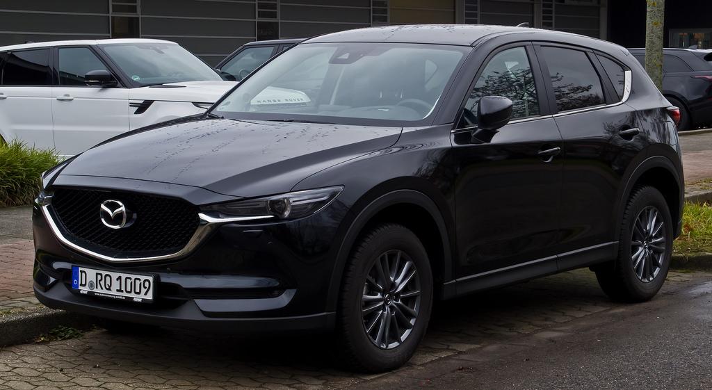 Mazda покажет на автосалоне в Женеве новую модель
