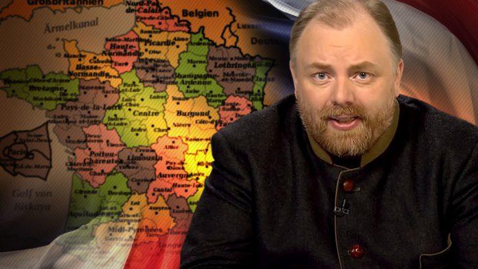 Егор Холмогоров: Разбить трезубец и все разделить