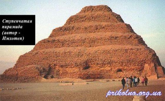 Секреты египетских пирамид (6 фото + текст)