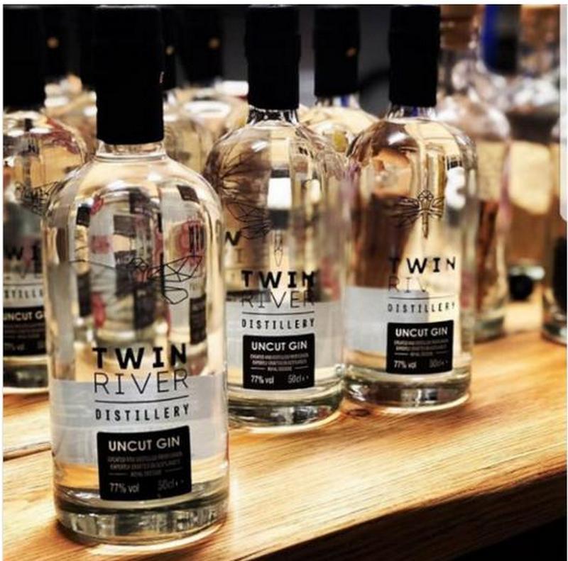 В Шотландии создали самый крепкий в мире джин