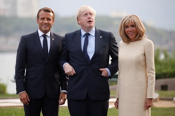 Борис Джонсон призвал США отменить торговые ограничения для британских компаний