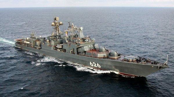 """""""Вице-адмирал Кулаков"""" навел ужас на британскую прессу, появившись в водах Ла-Манша"""
