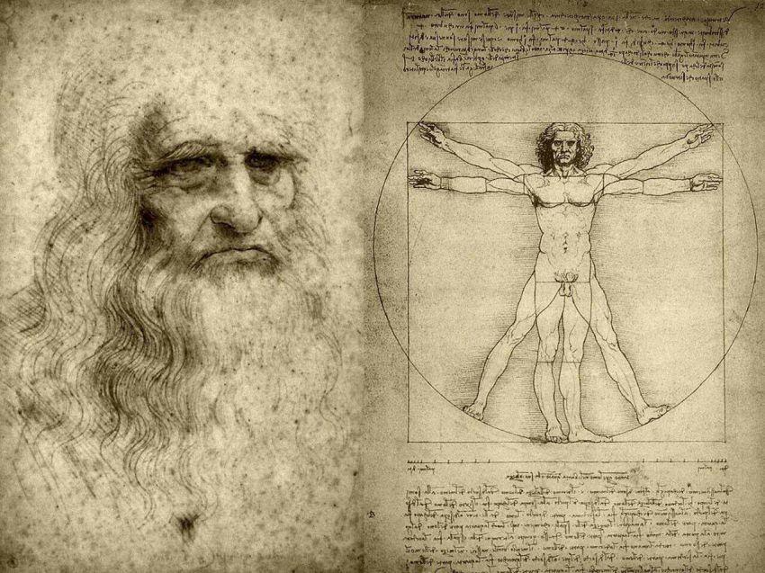 Гениальные изобретения и загадки Леонардо да Винчи леонардо да винчи, изобретатель, день рождения