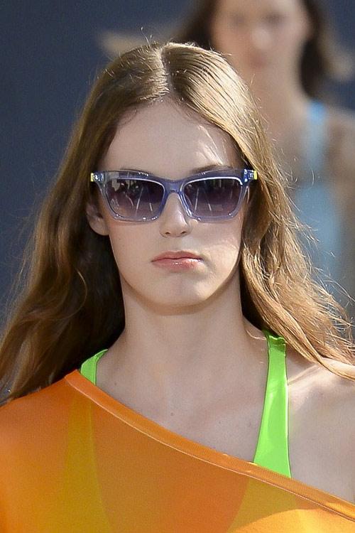 Солнцезащитные очки от Blumarine весна-лето 2019