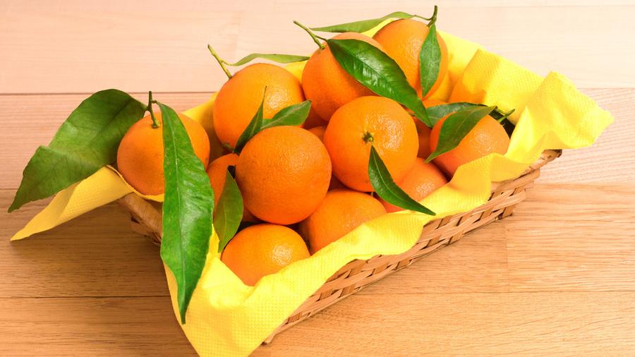 Самые сочные мандарины