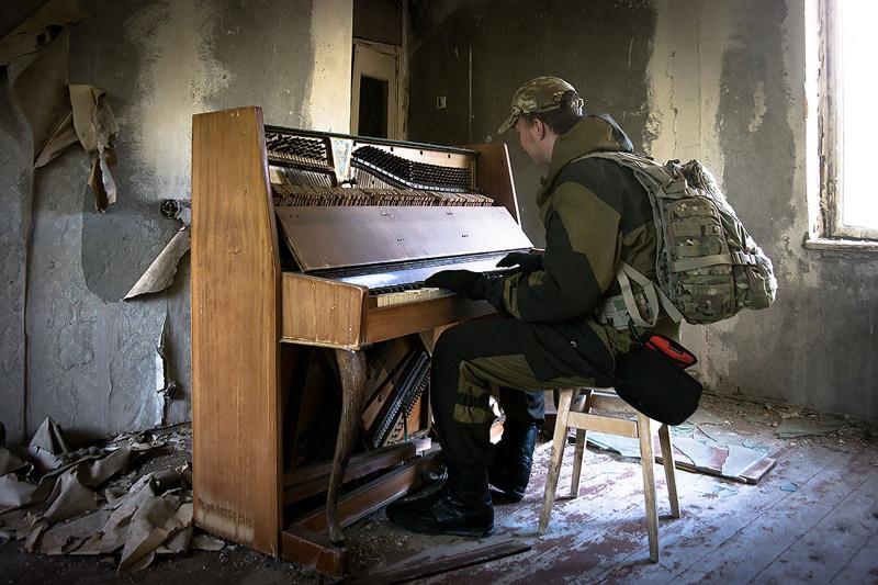 30 фото, сделанных сталкерами, которые нелегально заночевали в Чернобыле