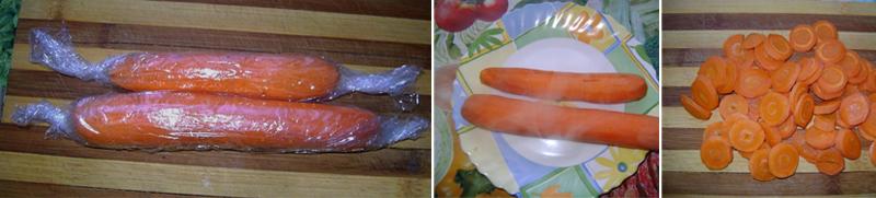 рецепт салата из моркови и яиц