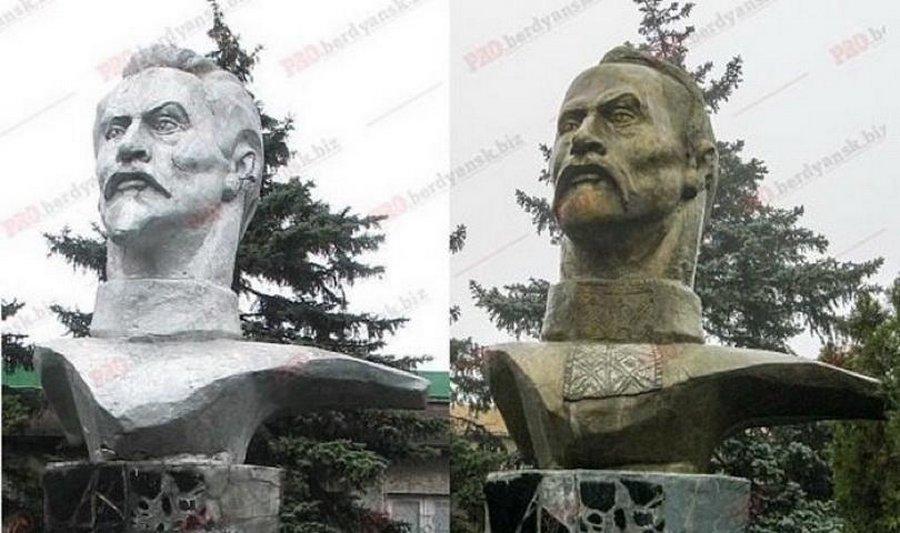 Декоммунизация — Как Железного Феликса в казака превратили