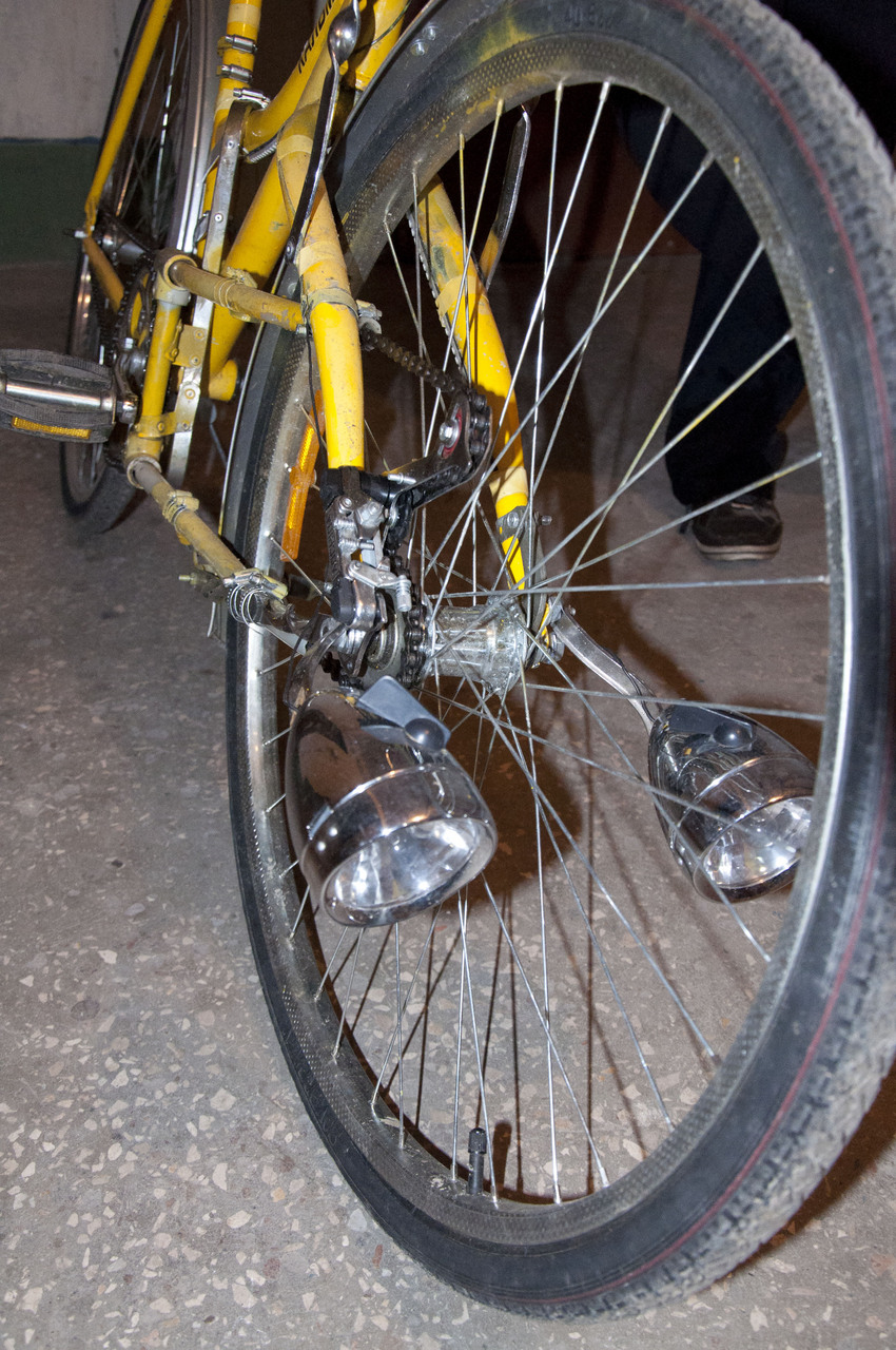 Велосипед - вездеход