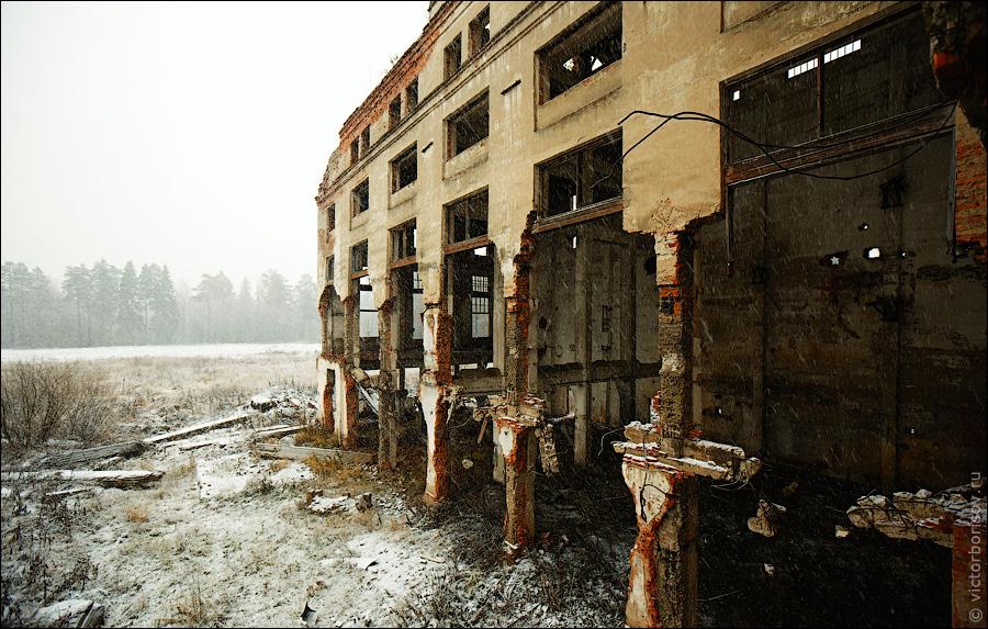 6193 Торфобрикетный завод и Дутшевская ГЭС