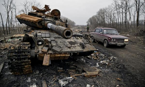 Два варианта спасения Украин…