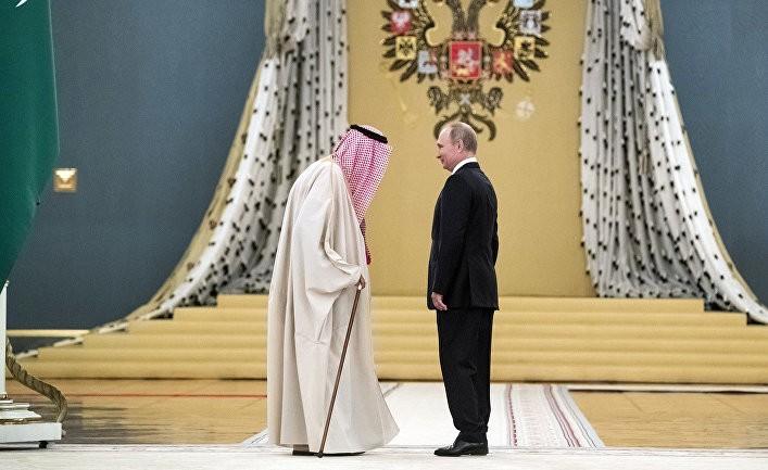 Al-Riyadh: Эти отношения глубже, чем нефть