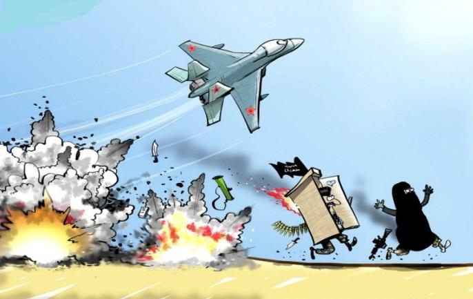 Россия, вероятно, будет нарочно бомбить американские войска в Сирии