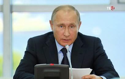 Путин пригрозил наказывать за неисполнение поручений по Дальнему Востоку