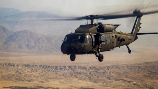 ВВС Афганистана получили первую партию американских вертолетов