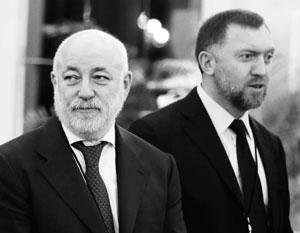 Россия откажется от участия в Давосском форуме, если туда не пустят Дерипаску и Вексельберга