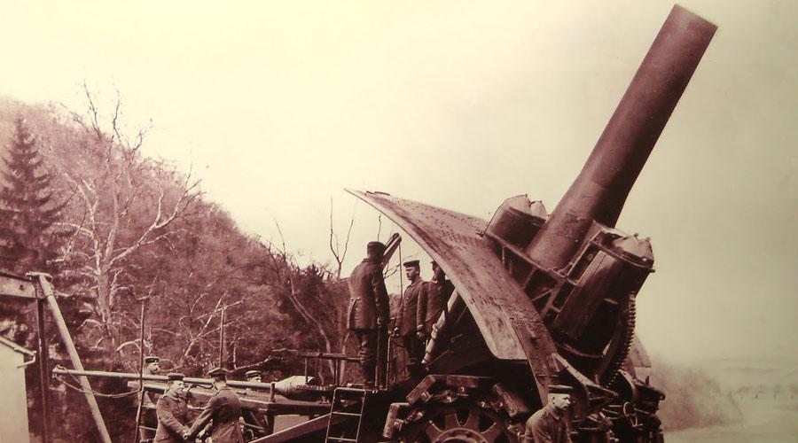 Большая Берта: самая странная пушка в истории