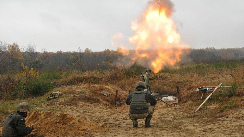 В ДНР сообщают о 14 обстрелах со стороны ВСУ