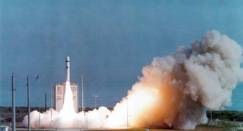 Ядерная дубинка американского флота (часть 8)