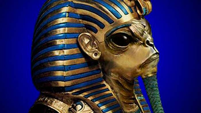 Египетские фараоны  - потомк…