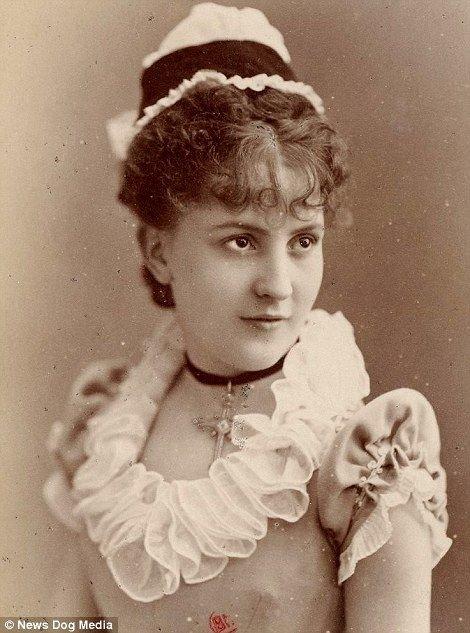 Алис Лоади (Alice Loady) можно было найти на улице Эдинбург женщины, интересное, исторические фото, история, куртизанки, факты, фото