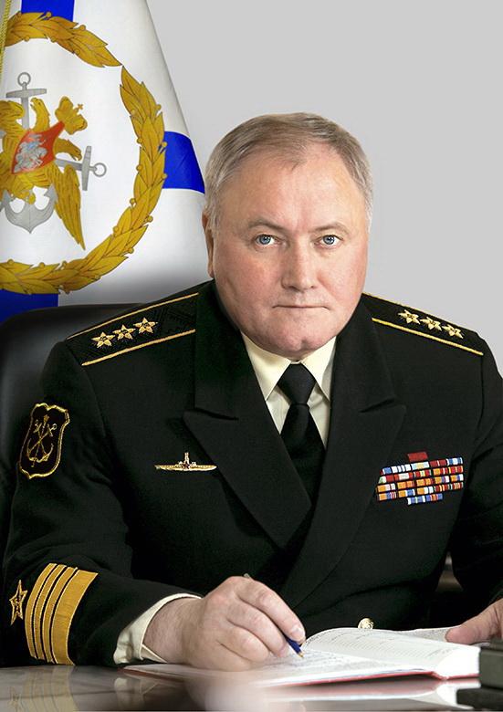 Военно-морской флот – на стремнине развития