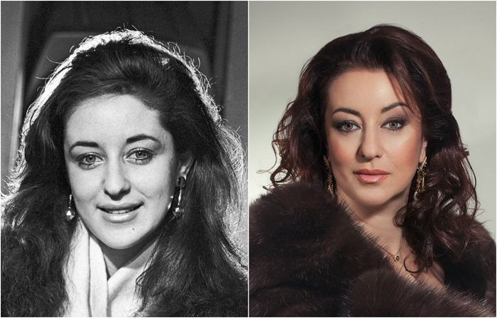 Эта грузинская эстрадная певица и прекрасная женщина всегда выглядит великолепно и считает, что красота женщины состоит в ее индивидуальности.