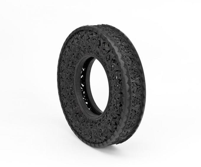 Узорные шины (22 фотографии), photo:4